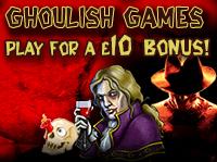 Ghoulish Halloween Games