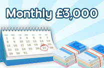 Monthly £3,000