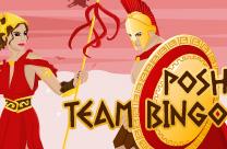 Posh Team Bingo