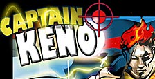Captain Keno Casino Game