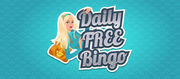 Daily Free Bingo