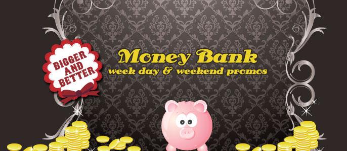 Bonus Weekend on Wink Bingo!